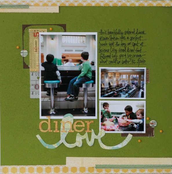 diner love - studio calico documentary