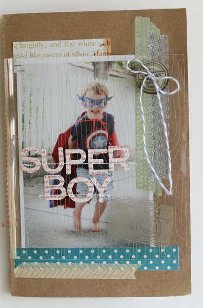 super boy **studio calico field guide**