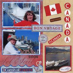Canada Cruise 2009 Vancouver