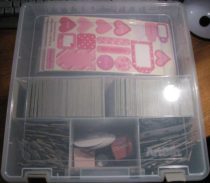 Chipboard Storage