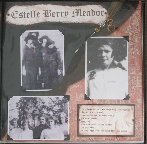 My Family Heritage Album Page 11