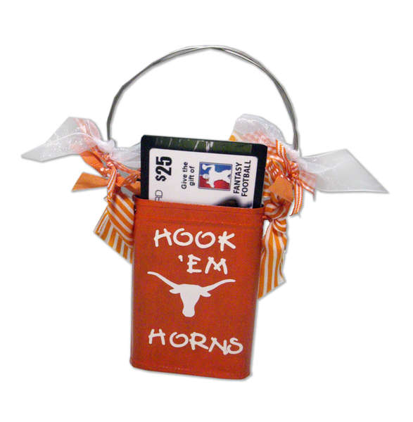 Sports Gift Card Canister
