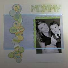 M is for Mommy!