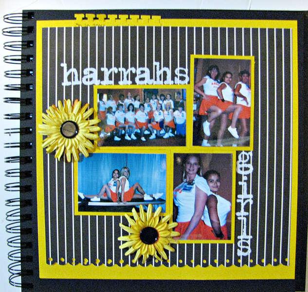 Work Album - Harrah's Girls