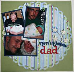 Meeting Dad