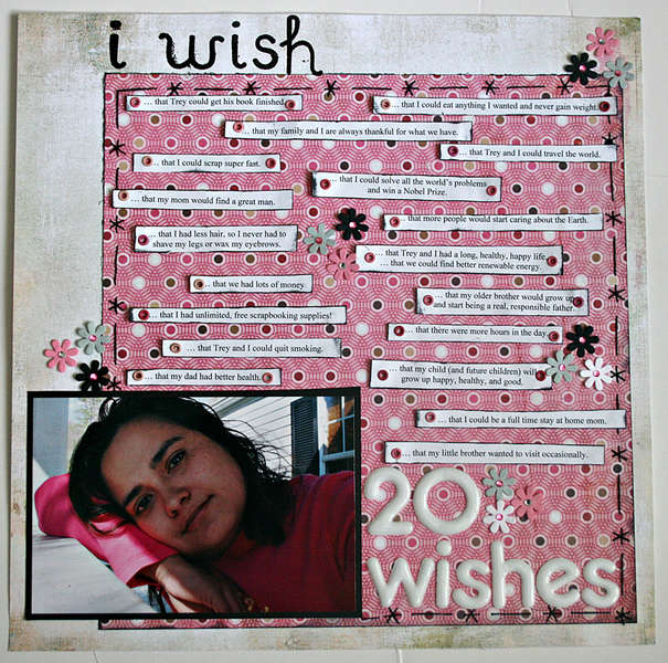 Twenty Wishes