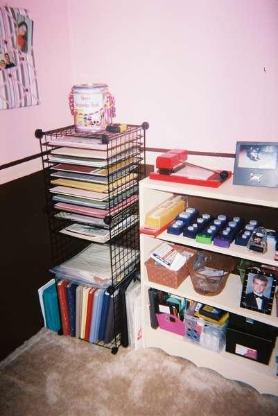 paper/album storage