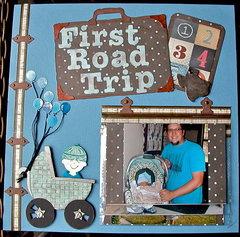 Seth's First Road Trip