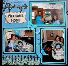 Welcome Home Seth
