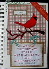 Dec 1 God-given gift
