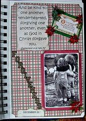 Dec 23 God-Given Gift
