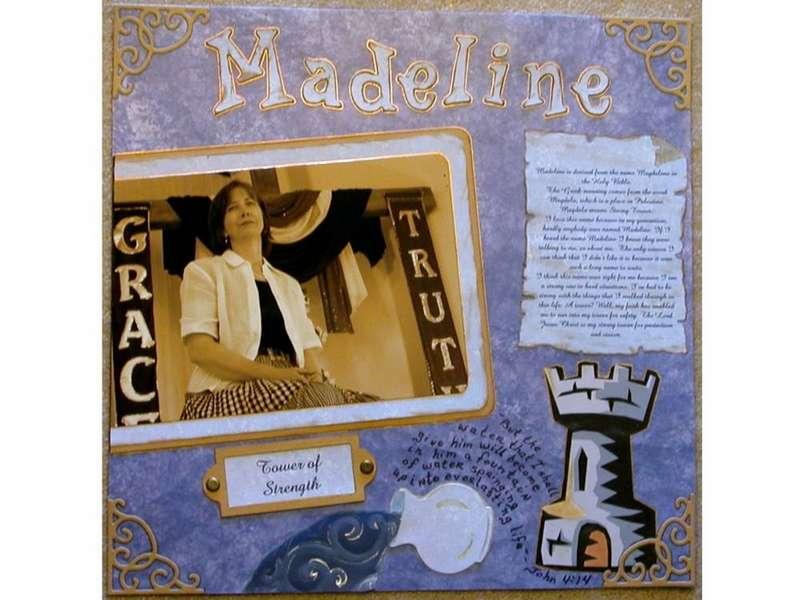 Madeline's Name