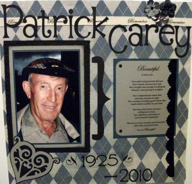 Patrick Carey