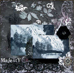 ~Scraps of Darkness~ Majesty