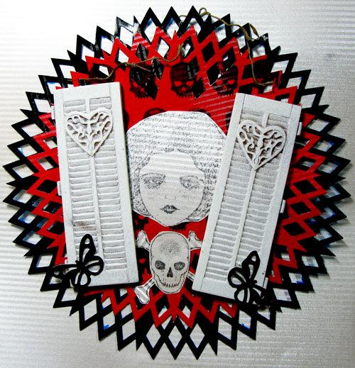 Paper Temptress - Halloween
