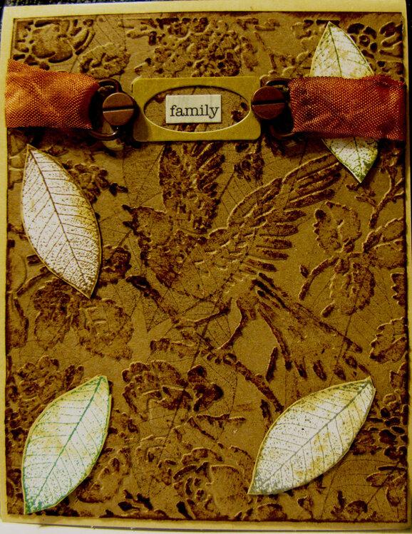 Paper Temptress ~ Family~