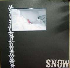 ~Scraps of Darkness~ Snow