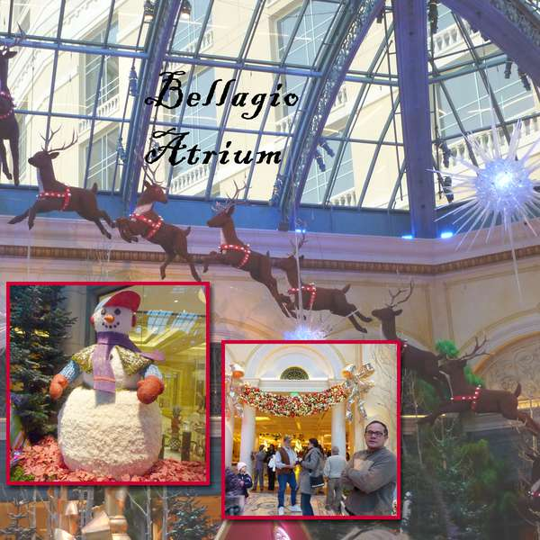 Bellagio Atrium