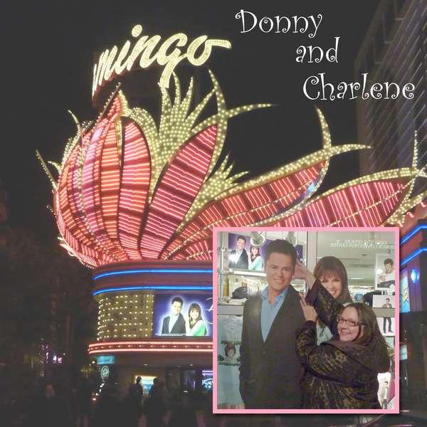 Donny and Charlene