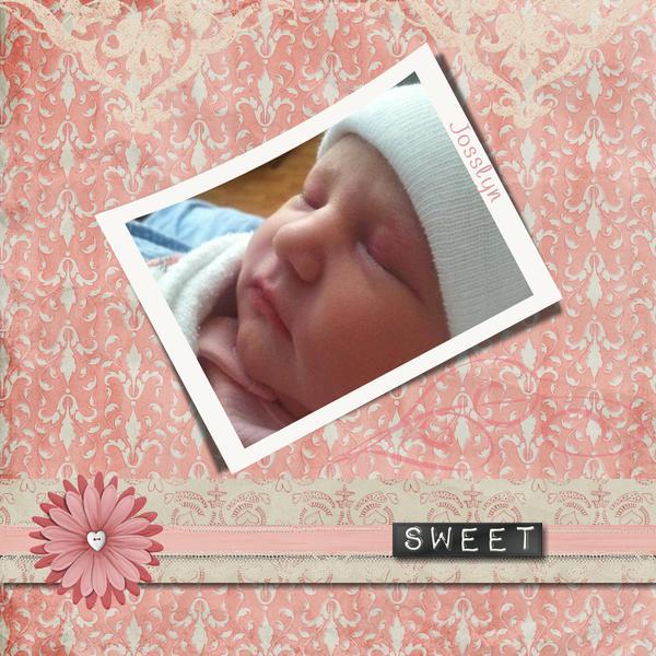 Baby Josslyn