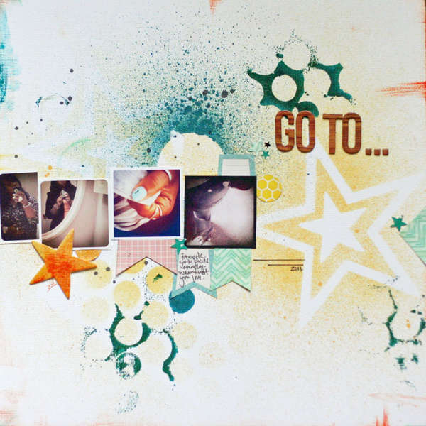 Go To Studio Calico (Memoir)