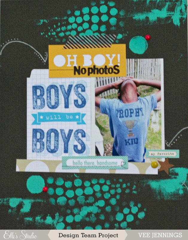 Oh Boy-No Photos! // Elle's Studio