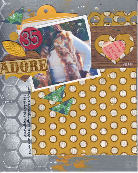 Adore 35|Studio Calico Kit (Handmade)
