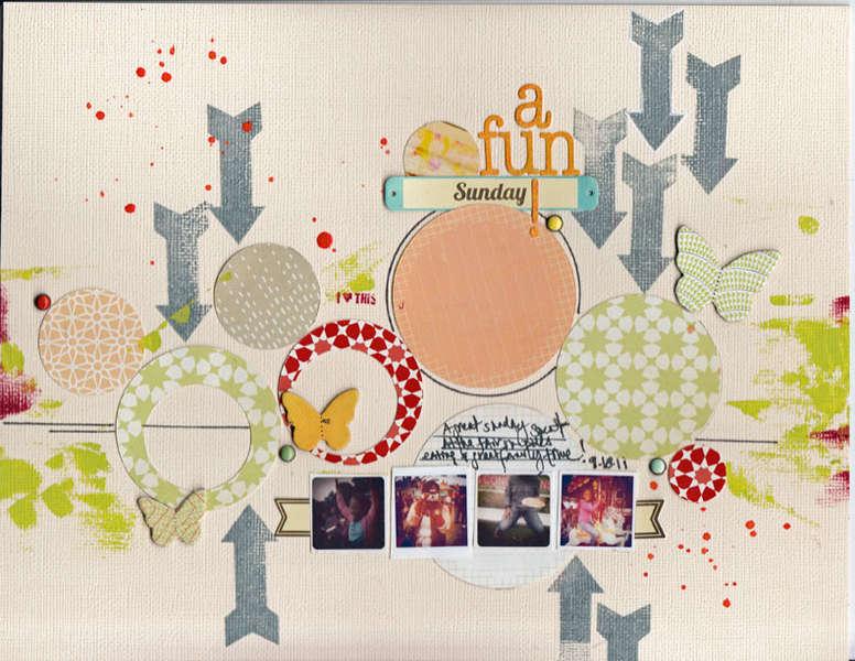 a fun sunday|studio calico kit