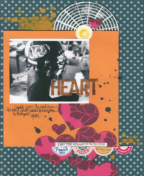 Heart|Studio Calico County (January) Fair Kit