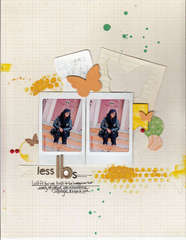 lbs. Studio Calico (Autumn Press Collection)