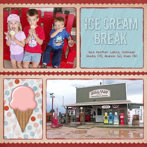 Ice Cream Break