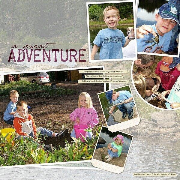 Gread Adventure