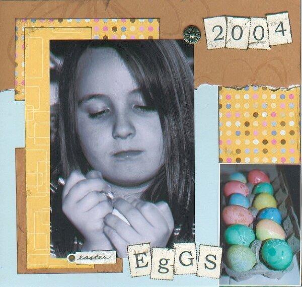 < eggs >