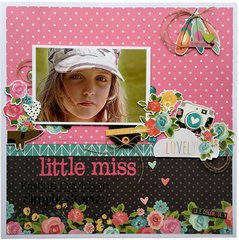 Little Miss Lovely *Simple Stories*