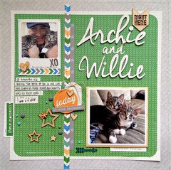 Archie and Willie