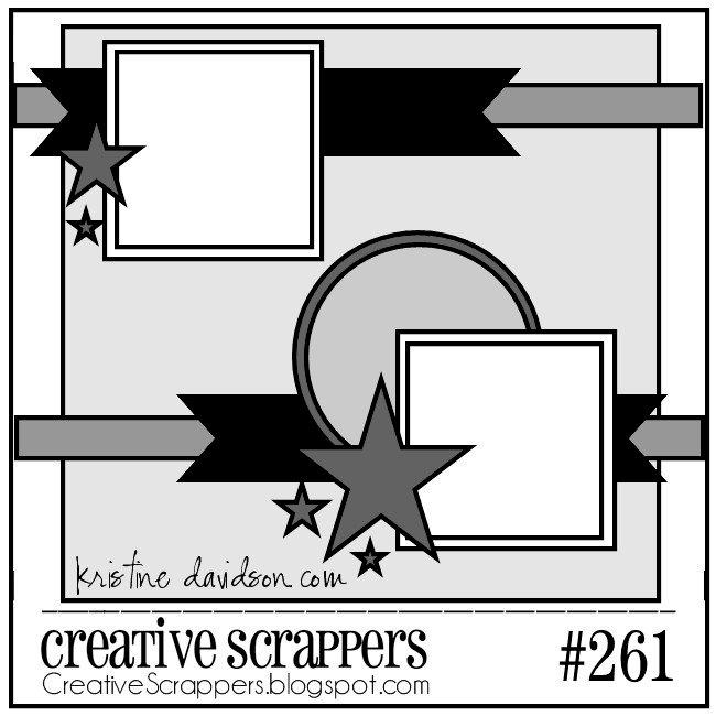 Creative Scrappers Sketch 259