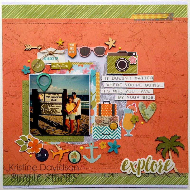 Explore * Simple Stories *