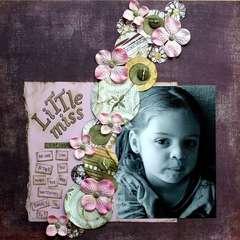 Little Miss Serious