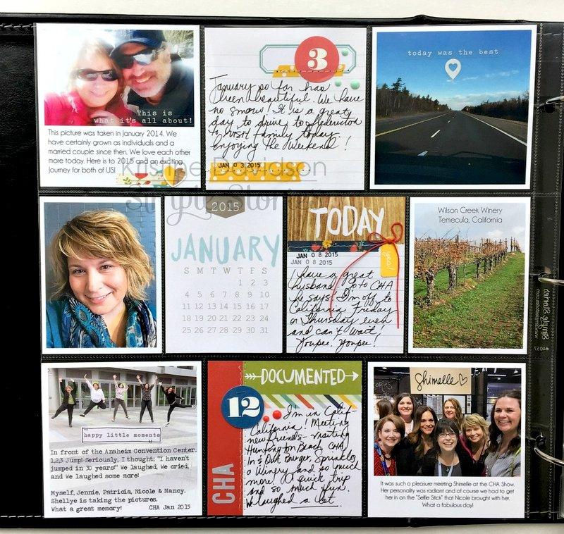 Life Documented - January 2015