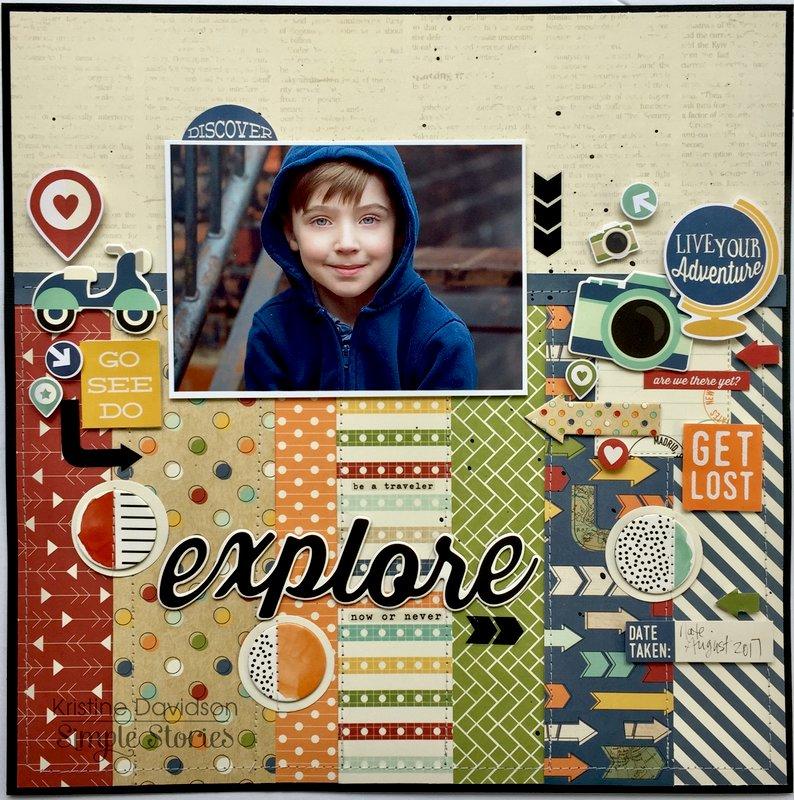 Explore * Simple Stories