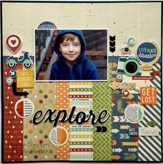 Explore * Simple Stories