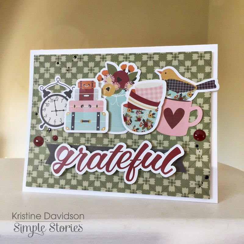 Grateful - Simple Stories