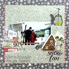 Snow Fun * Simple Stories