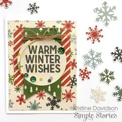 Warm Winter Wishes * Simple Stories