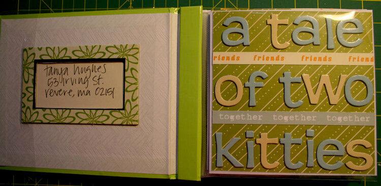 A Tale of Two Kitties - Fairytale CJ- Inside
