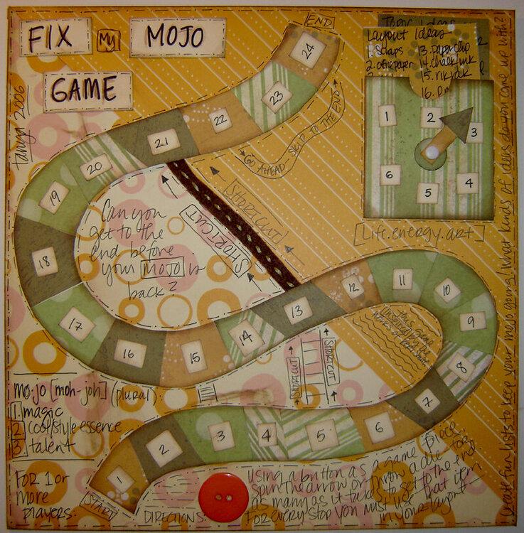 The MOJO Game