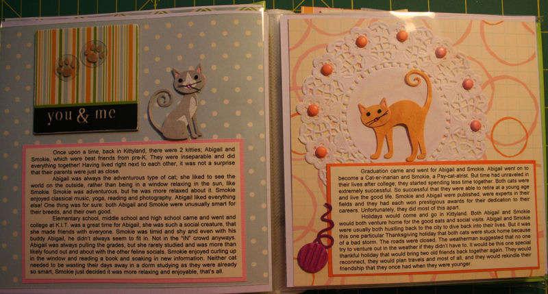 A Tale of Two Kitties - Fairytale CJ Page 5 & 6
