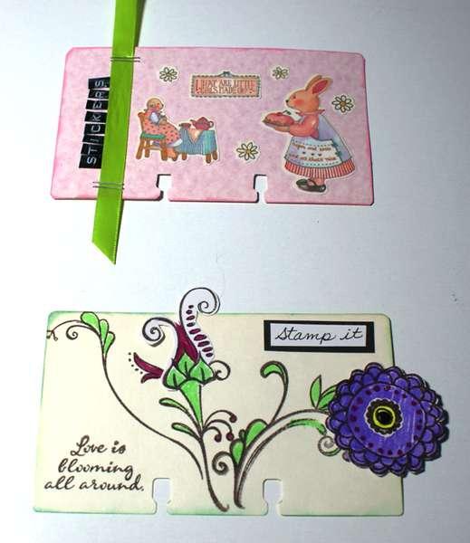 idea cards fpr rolodex