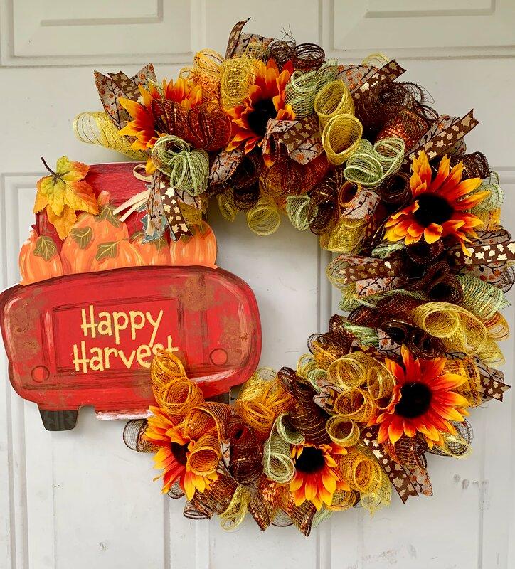 2nd Fall Wreath