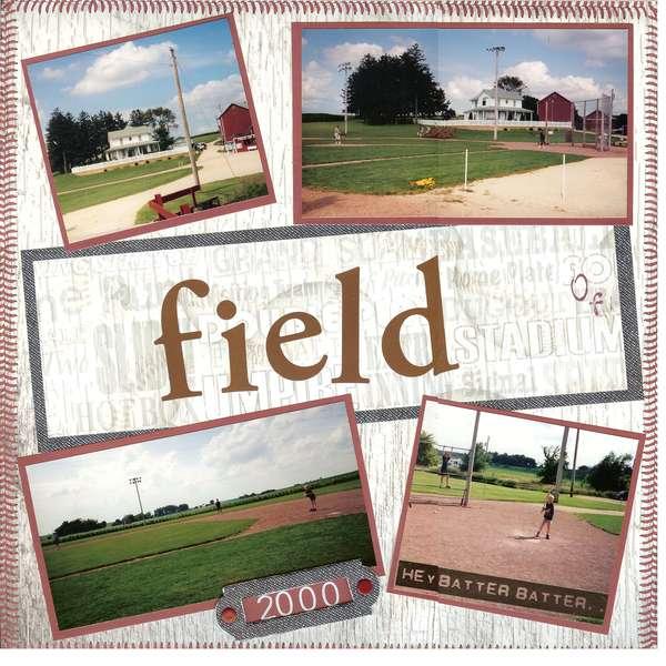 Field of Dreams pg1